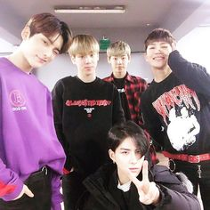 Jun, Jason, Chan, Donghun, Wow
