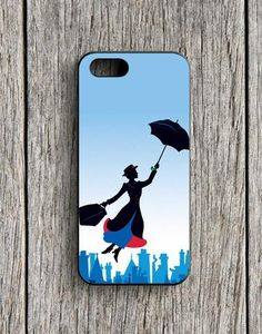 Mary Poppin Musical Movie 1964 iPhone 5 | 5S Case