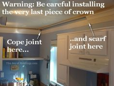 19 Best Kitchen Cabinet Crown Molding with Riser images ...