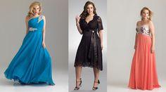 vestidos de grado para gorditas 2014 - Buscar con Google
