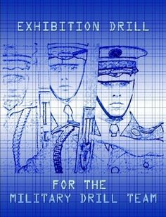 My first book! http://www.lulu.com/shop/john-marshall/exhibition-drill-for-the-military-drill-team/paperback/product-20049025.html