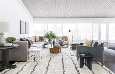 Bright and Light | Yarrow Point Home by Brian Paquette Interiors