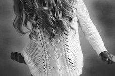 what a pretty sweater