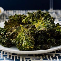 We've all been there. Some days you just want to go home and eat a bag of chips. Well, I give you permission to chow down—on kale chips. Forget those packaged chips that cost $8 for four leaves. Ridiculous. Mine are crazy easy to make and they taste just like Nacho Cheese Doritos. But BETTER. FOR REAL! Guilt-free binging? Yes, please!