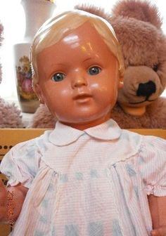 Old-Schildkroet-celluloid-doll-Christel
