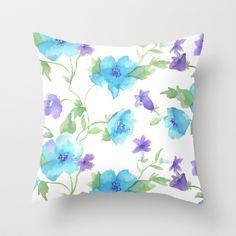 Summer Dream Throw Pillow by Dalbir Design Services - $20.00