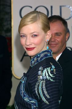 Cate Blanchett, 2002 Golden Globes