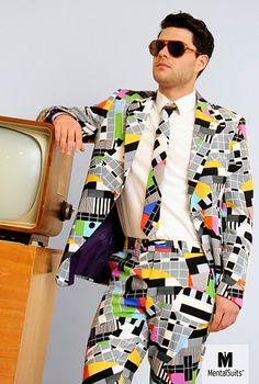 TV suit - Testival
