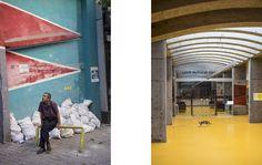 Istanbul Urbanism For SWISS Magazine