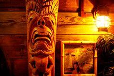 Forbidden Island, Tiki lounge