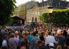 """Copenhagen Jazz Festival. Copenhagen Jazz Festival. """"The Old Harbor - Copenhagen Jazz Festival"""""""