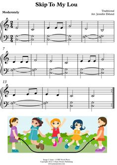 Piano Sheet Music for Beginners | Non-lettered Sheet Music (Beginners) | Piano Pronto Blog