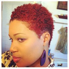 red twa love this color