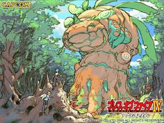 Su Ryong - The Tree Dragon (Breath of fire IV) photo Breath_Of_Fire_4-Tree.jpg