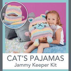 Cat's Pajamas Jammy Keeper Kit | InterweaveStore.com