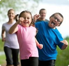 5 Ways to Help Raise Fit & Healthy Kids -- Really fantastic advice for raising healthier kids! from the American Heart Association #healthykids