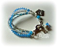 Bilibì: braccialetto con farfalla