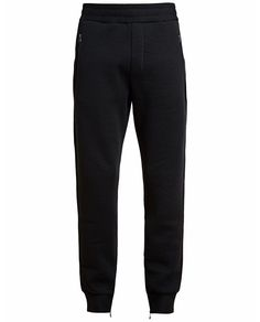 lanvin - zip detail sweatpants