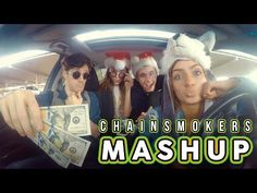 Hope you like this sweet Chainsmokers Mashup I did w Chris, Kirsten, & Karisma Collins :) We did this in a parking lot.. always be safe when you're driving! ...