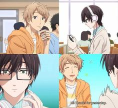 TV Time - Wotakoi: Love is Hard for Otaku - Introducing Kou-kun and Online Gaming Revenge (TVShow Time) Otaku Anime, Manga Anime, Slice Of Life, Koi, Shoujo Ai, Sanrio Danshi, Real Anime, Otaku Mode, Japanese Drama