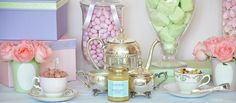 Romantic Tea Party Planning Ideas Supplies Idea Cake Decorations