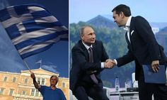 Alexis Tsipras predicts Greece's exit will cause COLLAPSE of Europe's currency