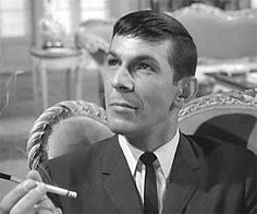 Leonard Nimoy. So handsome! And no wonder they cast Zachary Quinto as young Spock in the Star Trek re-vamp...they look SO much alike here!