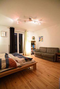 Genial Schicke 1 Zimmer Wohnung In München   40 Qm   Mit Balkon   Mit EBK   Ab  01.07. Zu Vermieten.