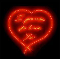 Tracey Emin love.