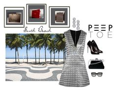 """""""Shopping in South Beach"""" by jbeb on Polyvore featuring Harry Kotlar, Alice + Olivia, Dolce&Gabbana and Michael Kors"""