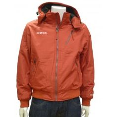 ICETECH S-021 BOMBER RED/GREY