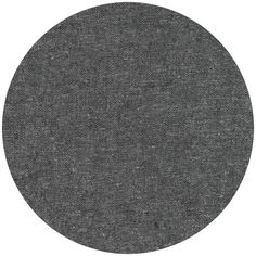 """Robert Kaufman Yarn-Dyed Essex Linen Charcoal  Fabric is sold by the 1/2 Yard. For example, if you would like to purchase 1 Yard, you would enter 2 in the Qty. box at Checkout. Yardage is cut in one continuous piece.  Examples:  1/2 yard = 1 1 yard = 2 1 1/2 yards = 3 2 yards = 4  1/2 Yard Measures 18"""" x 43/44""""   Fiber Content: 55%Linen/45% Cotton  Hover over image for a larger, better view."""