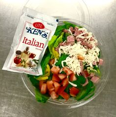 CVS Food Services @CVSFoodServices  Salad of the Month in SecondarySchools: Antipasto! Be sure to try one today! @SchoolLunch @SchoolMealsRock @MyPlate