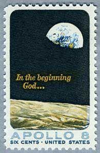 アメリカ 1969年アポロ8号