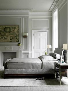 Shades of Gray: Home and Art | ZsaZsa Bellagio - Like No Other