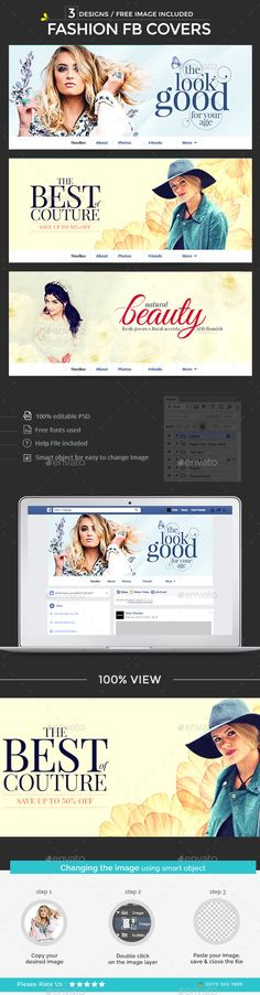 Facebook Timeline Covers Photographers Album Web Elements - advertising timeline template