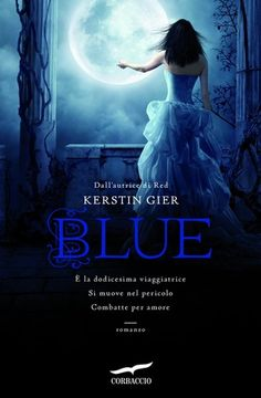 Blue (Ruby Red Trilogy #2)