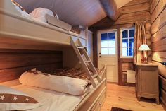 Beautiful log cabin in Kikut, Geilo, with cosy fire place.  Onle 500 meter fra alpine center.