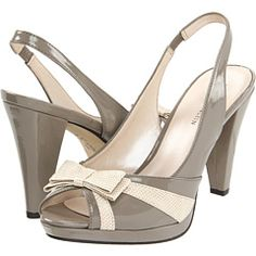 Anne Klein 7Edesia These also come in a great black and blue combo that I love.   | Via 6pm ~ I love 6 pm!!!