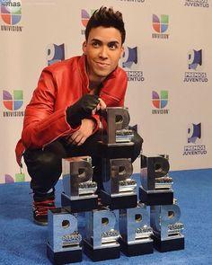 #PrinceRoyce #PremiosJuventud #TBT