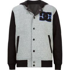 DC SHOES Staxx Boys Varsity Jacket