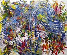 """Saatchi Art Artist Igor Eugen Prokop; Painting, """"26.   BERLIN. 23. PEACE. NO MORE  WAR."""" #art"""