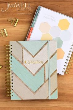 Isn't this 2017 Inkwell Press planner with the wood chevron cover just perfect?! I am a flex layout gal and my fave feature is the gold coil. Hoping I can win one of these beauties! #lovemyIWP @andreahill @werf.a.s.h.i.o.n. @inkwellpress
