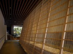 Steakhouse Omi at Kyoto Kokusai Hotel by Kengo Kuma & Associates