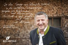 Alexander Geissler, Ihr Gastgeber von Biohotel Mattlihüs **** #biohotel in #biohotel Bad Hindelang / #Oberjoch, #Allgäu #Deutschland