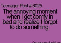 This happens way to many times.