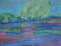 WWW  Wiersze Wycieczki Wspomnienia: Wiersz: Kolorowe pola