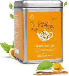 Black Tea Chai | English Tea Shop