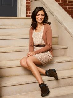 Shop the clothing worn by April Carver on Chasing Life! http://pradux.com/tv/chasing-life