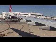 Landing at Perth Airport | QF485 Qantas Melbourne to Perth | Airbus A330-300 - YouTube